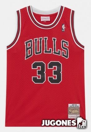 Chicago Bulls Scottie Pippen Jr 1997-1998