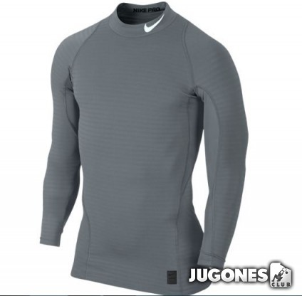 Nike Warm Mock long sleeve t-shirt.