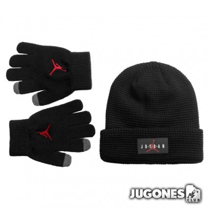 hat & gloves set
