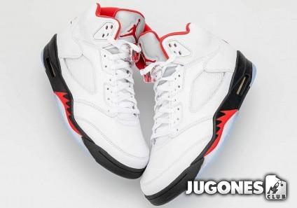 Jordan 5 Retro Fire Red
