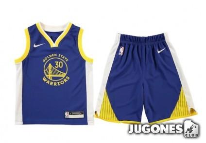 NBA Kids Stephen Curry Golden State Warriors box set
