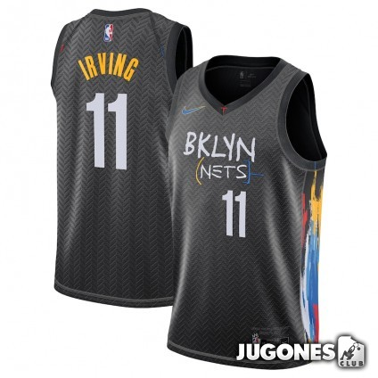 Kyrie Irving Brooklyn Nets  City Edition