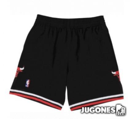 Alternate Swingman Shorts Bulls 97-98