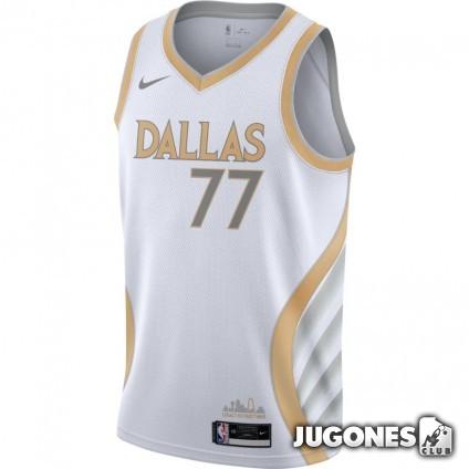 Dallas Mavericks City Edition Luka Doncic