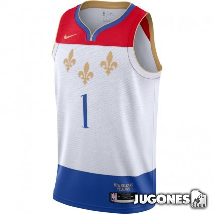 New Orleans Pelicans City Edition Zion Williamson