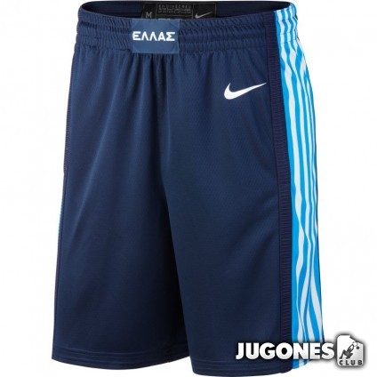 Greece Nike (Road) Limited short