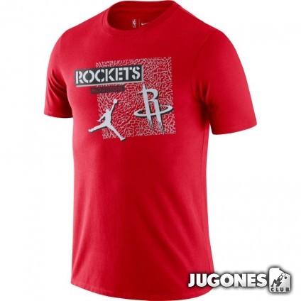 Houston Rockets tee