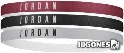 3pk Jordan Hairbrands
