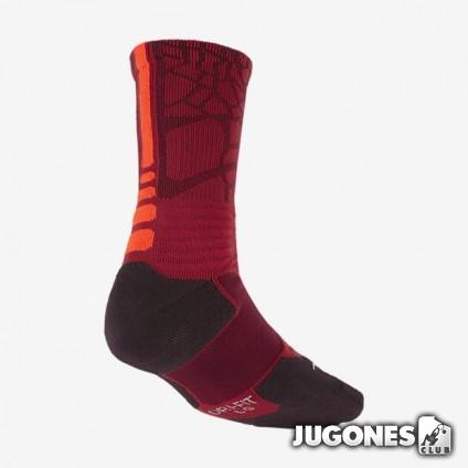 Lebron Hyper Elite Crew socks
