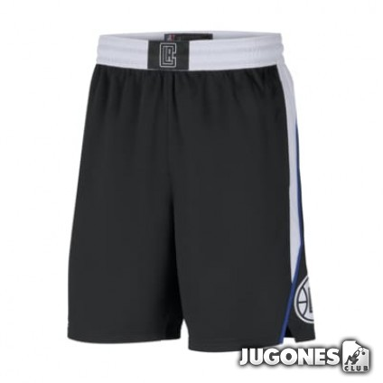 Angeles Clippers City Edition  short