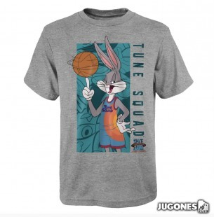 SJ In the Box Space Jam Tune Squad Short Sleeve T-Shirt