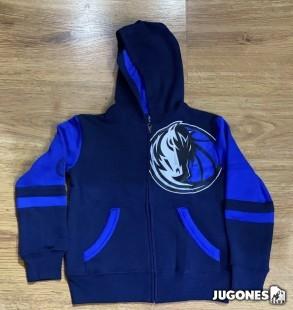 Full Zip Dallas Mavericks Jr