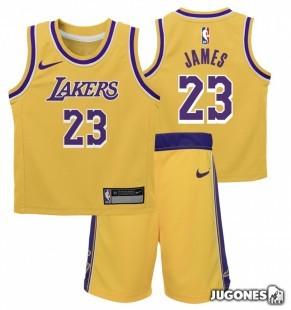 Hanger set NBA Kids Lebron James