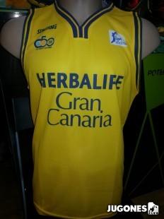 Liga Endesa Gran Canaria Jersey