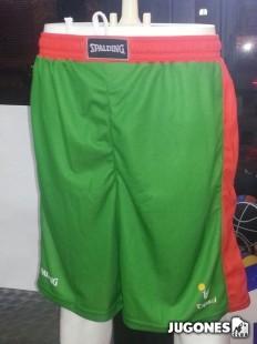 Liga Endesa Cajasol short
