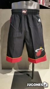 NBA Swingman Miami short