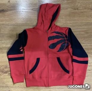 Full Zip Toronto Raptors Jr