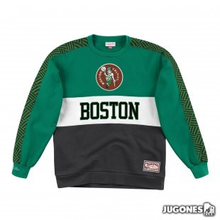Leading Scorer Fleece Crew Boston Celtics