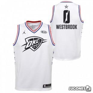 All Star Rusell Westbrook Jr T-Shirt