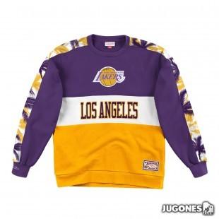 Leading Scorer Fleece Crew Los Angeles Lakers