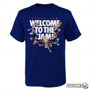 Welcome to the Jam Space Jam Tune Squad Short Sleeve T-Shirt