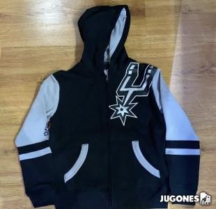 Full Zip San Antonio Spurs Jr