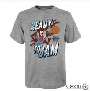 Ready to Jam Space Jam Tee