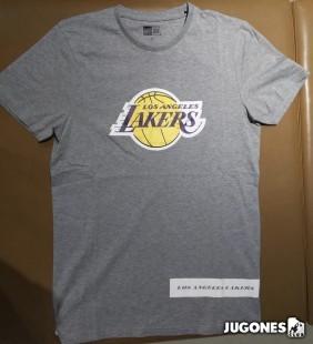 NBA Block Wordmark Los Angeles LAkers