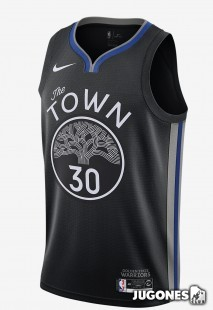 City Edition Golden State Warriors Stephen Curry