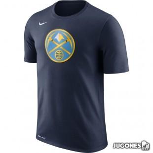 Nike Dry Logo Denver Nuggets T-shirt