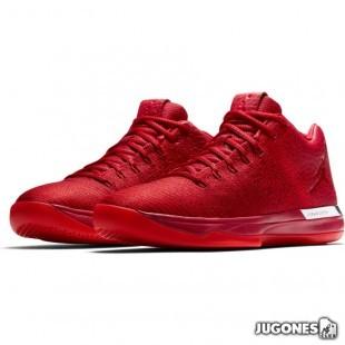 Air Jordan XXXI Low `Gym Red`