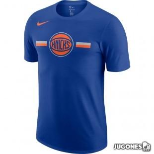 Nike Dry Logo New York Knicks shirt