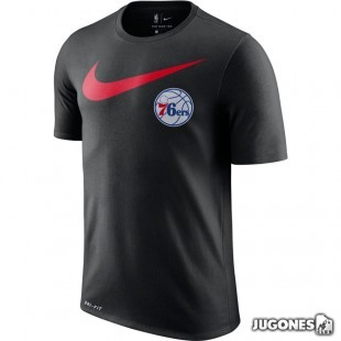 Nike Philadelphia 76ers T-Shirt Logo
