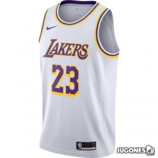 Swingman Edition Angeles Lakers `Lebron James`