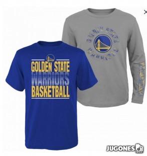 3-in-1 T-Shirt Golden State Warriors