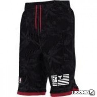 NBA Fnwr Jr Bulls short