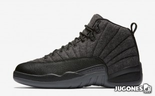 Air Jordan 12 Retro `Wool` BG