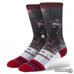 Stance Allen Iverson socks