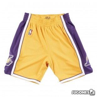 Authentic Shorts Los Angeles Lakers Home 2009-10