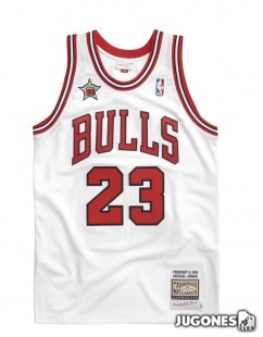 Authentic Jersey Chicago Bulls 1998-99 Michael Jordan
