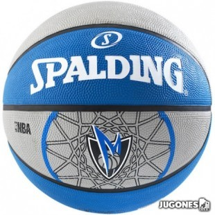 Spalding team balls Mavericks,Size 7