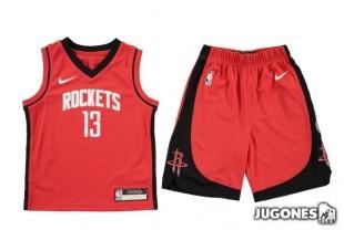 NBA Kids James Harden Houston Rockets box set