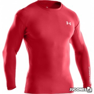 Under Armor Thermal T-Shirt M / L-Man