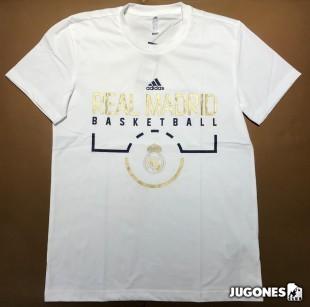Adidas Real Madrid T-shirt