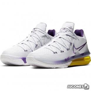Lebron XVII Low Lakers