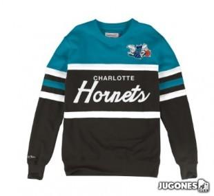 Head Coach Crew Charlotte Hornets