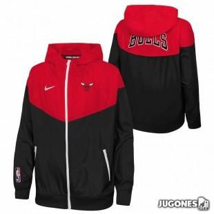 Chicago Bulls Nike Lightweight Jacket