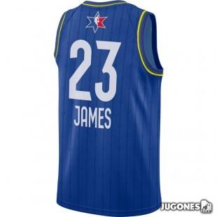 Lebron James All-Star Edition Jordan NBA Swingman T-shirt