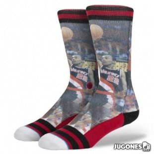 Stance Clyde Drexler socks
