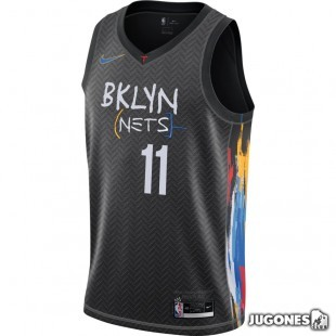 Brooklyn Nets City Edition Kyrie Irving